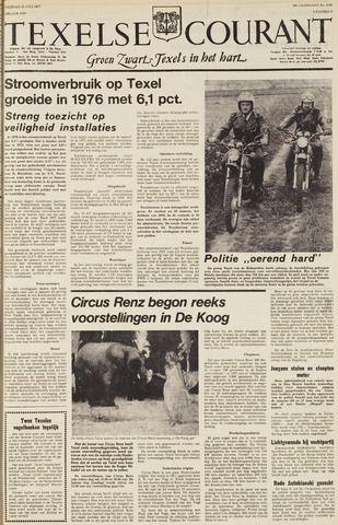 Texelsche Courant 1977-07-22