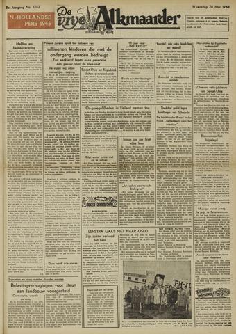 De Vrije Alkmaarder 1948-05-26