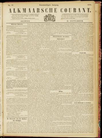 Alkmaarsche Courant 1879-09-14