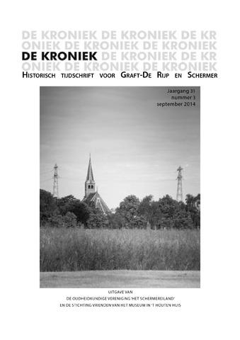De Kroniek : Graft-de Rijp en Schermer 2014-09-01