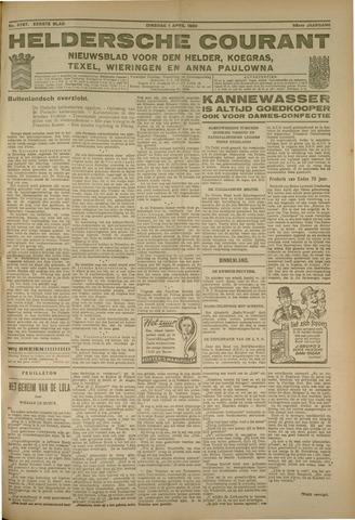 Heldersche Courant 1930-04-01