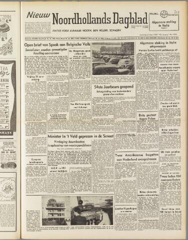 Nieuw Noordhollandsch Dagblad : voor Alkmaar en omgeving 1950-03-22