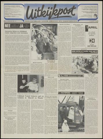 Uitkijkpost : nieuwsblad voor Heiloo e.o. 1993-03-31