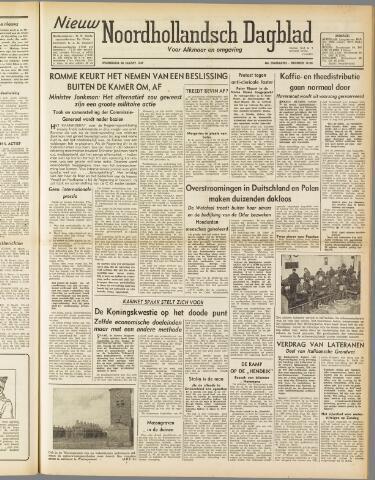 Nieuw Noordhollandsch Dagblad : voor Alkmaar en omgeving 1947-03-26
