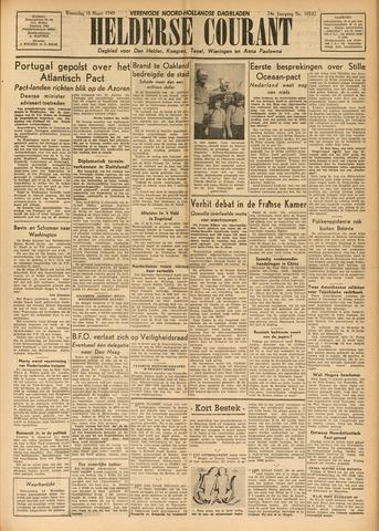 Heldersche Courant 1949-03-16
