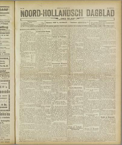 Ons Blad : katholiek nieuwsblad voor N-H 1921-03-29