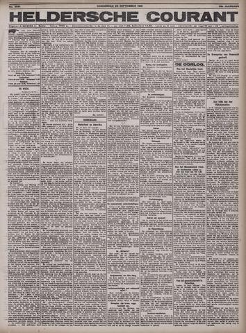 Heldersche Courant 1918-09-26