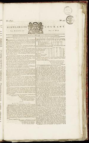 Alkmaarsche Courant 1831-05-16