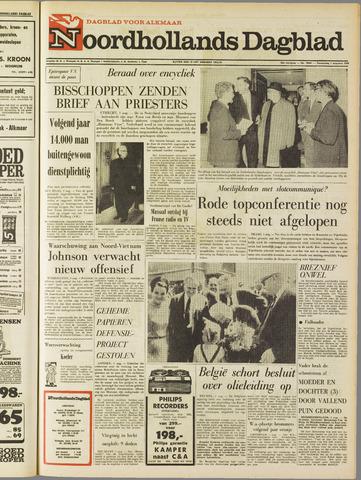 Noordhollands Dagblad : dagblad voor Alkmaar en omgeving 1968-08-01