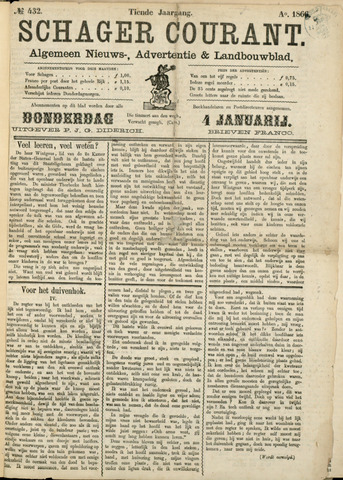 Schager Courant 1866