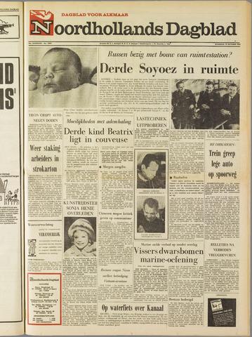 Noordhollands Dagblad : dagblad voor Alkmaar en omgeving 1969-10-13
