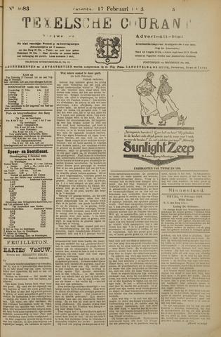 Texelsche Courant 1923-02-17