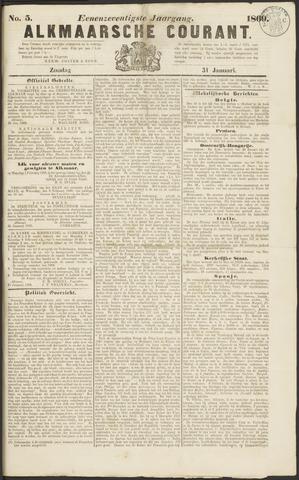 Alkmaarsche Courant 1869-01-31
