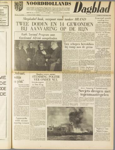 Noordhollands Dagblad : dagblad voor Alkmaar en omgeving 1960-10-08