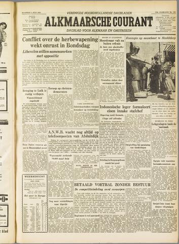 Alkmaarsche Courant 1955-07-04