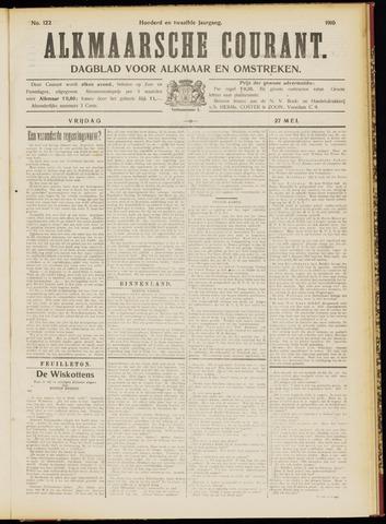 Alkmaarsche Courant 1910-05-27