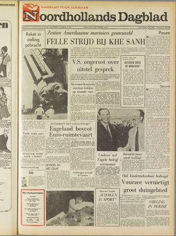 Noordhollands Dagblad : dagblad voor Alkmaar en omgeving 1968-04-17