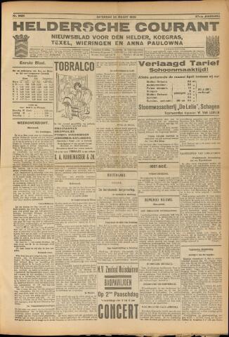 Heldersche Courant 1929-03-30