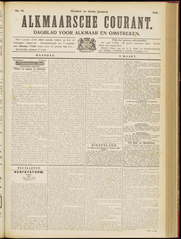 Alkmaarsche Courant 1908-03-09