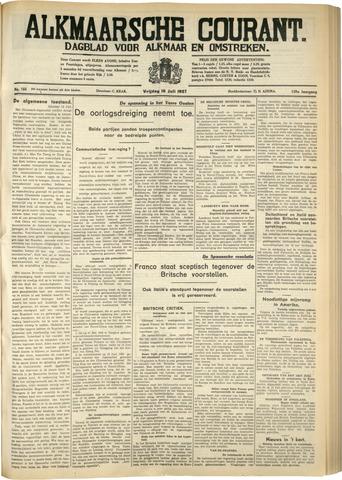 Alkmaarsche Courant 1937-07-16