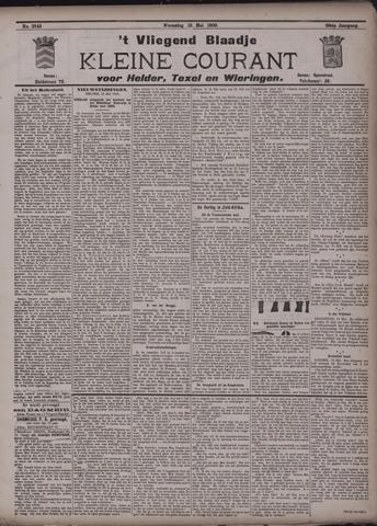 Vliegend blaadje : nieuws- en advertentiebode voor Den Helder 1900-05-16