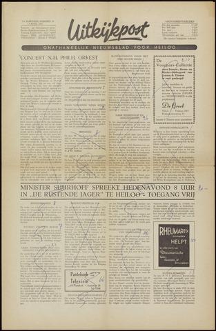 Uitkijkpost : nieuwsblad voor Heiloo e.o. 1956-04-13