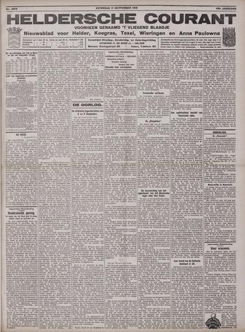 Heldersche Courant 1915-09-11