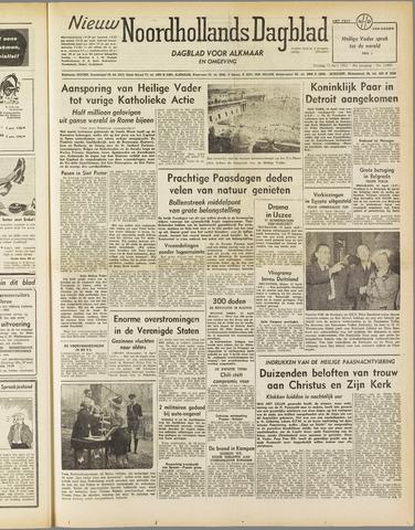 Nieuw Noordhollandsch Dagblad : voor Alkmaar en omgeving 1952-04-15