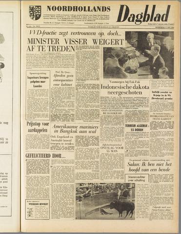 Noordhollands Dagblad : dagblad voor Alkmaar en omgeving 1962-05-17