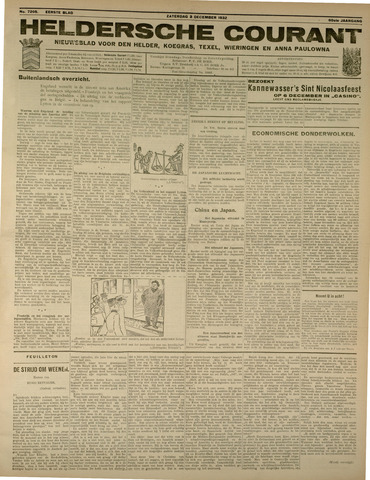 Heldersche Courant 1932-12-03