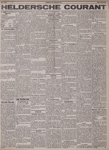 Heldersche Courant 1917-01-16