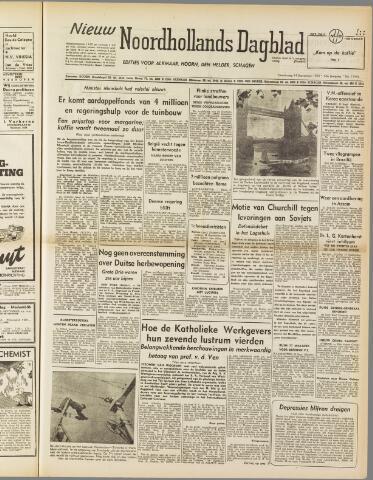 Nieuw Noordhollandsch Dagblad : voor Alkmaar en omgeving 1950-09-14