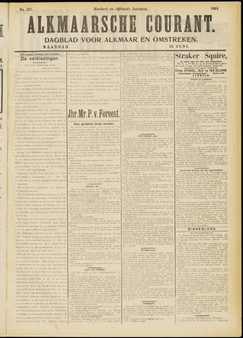 Alkmaarsche Courant 1913-06-16