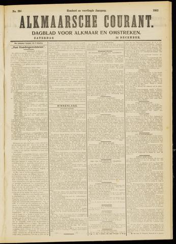 Alkmaarsche Courant 1912-12-14
