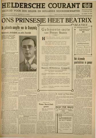 Heldersche Courant 1938-02-02