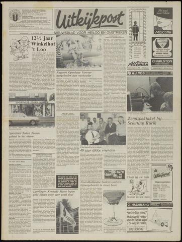 Uitkijkpost : nieuwsblad voor Heiloo e.o. 1989-10-18