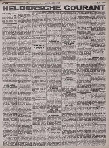 Heldersche Courant 1917-07-28
