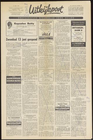 Uitkijkpost : nieuwsblad voor Heiloo e.o. 1970-06-10