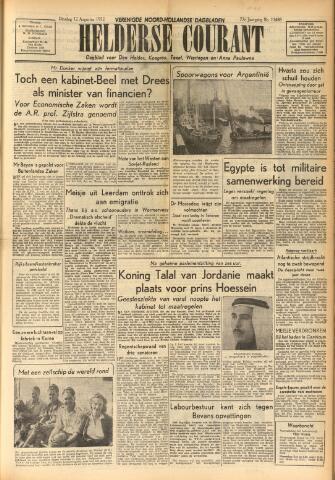 Heldersche Courant 1952-08-12