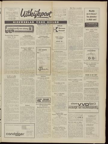 Uitkijkpost : nieuwsblad voor Heiloo e.o. 1974-03-13