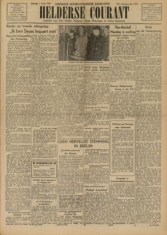 Heldersche Courant 1948-04-03