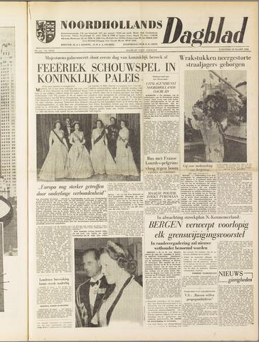Noordhollands Dagblad : dagblad voor Alkmaar en omgeving 1958-03-26