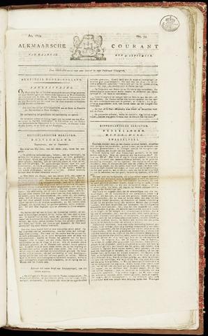 Alkmaarsche Courant 1822-09-30