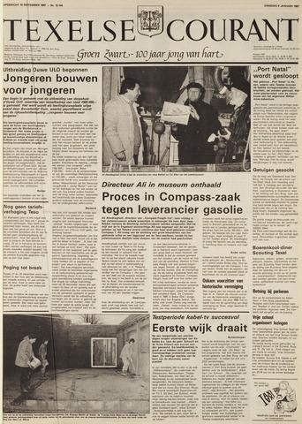 Texelsche Courant 1987