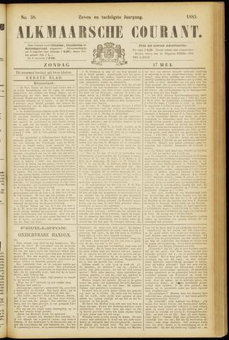 Alkmaarsche Courant 1885-05-17