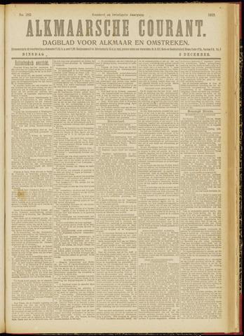 Alkmaarsche Courant 1918-12-03