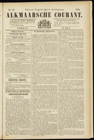 Alkmaarsche Courant 1889-05-24
