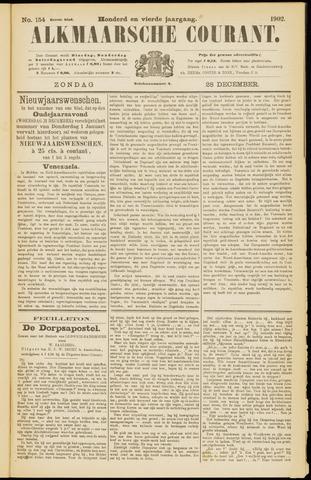 Alkmaarsche Courant 1902-12-28