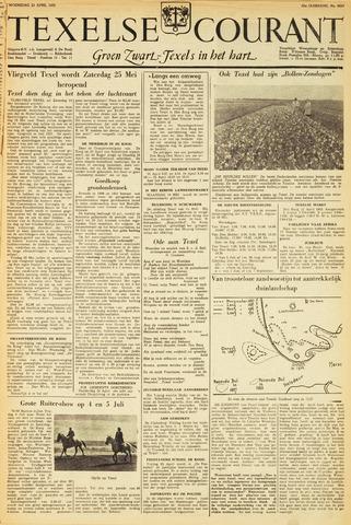 Texelsche Courant 1952-04-23