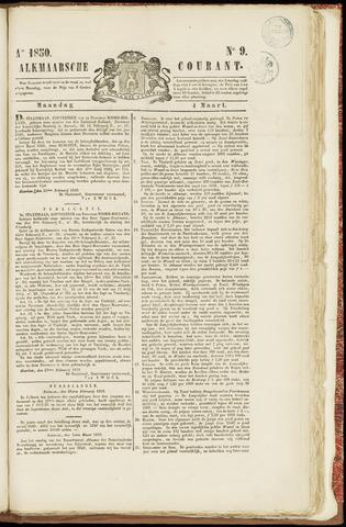 Alkmaarsche Courant 1850-03-04
